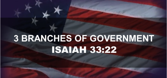1 Min – 3 Branches of Government